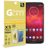 9H Tempered Glass Screen Protector for Motorola Moto Z3 Play - Clear